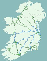 Ireland road map