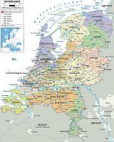 Nederland road map